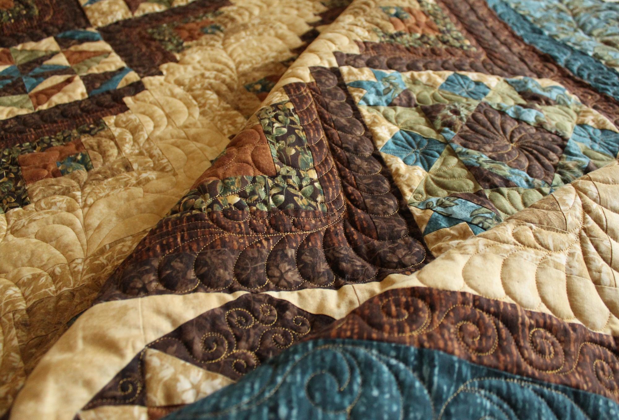 Шерстяные одеяла своими руками 4